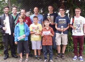 Kolja mit Pokal MBSK 2013