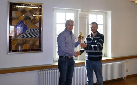 Sieger Jörg Hanisch
